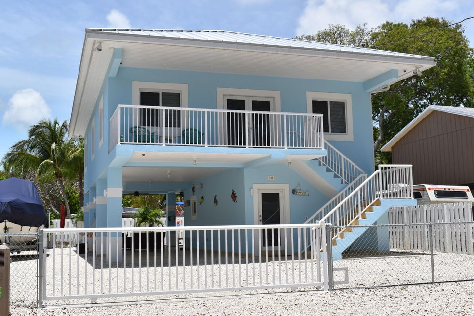 Vivienda unifamiliar por un Venta en 701 Sharon Place 701 Sharon Place Key Largo, Florida 33037 Estados Unidos