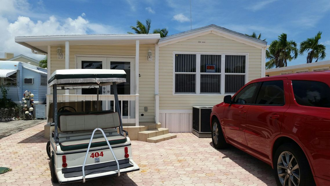 Casa para uma família para Venda às Address Not Available Long Key, Florida 33001 Estados Unidos