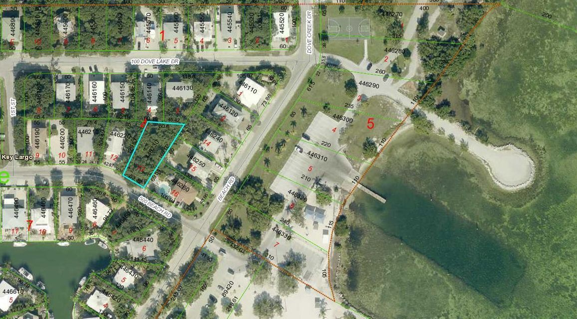 Additional photo for property listing at 597 Beach Road 597 Beach Road Key Largo, Florida 33070 Hoa Kỳ