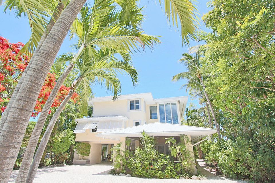Vivienda unifamiliar por un Venta en 88547 Old Highway 88547 Old Highway Islamorada, Florida 33070 Estados Unidos
