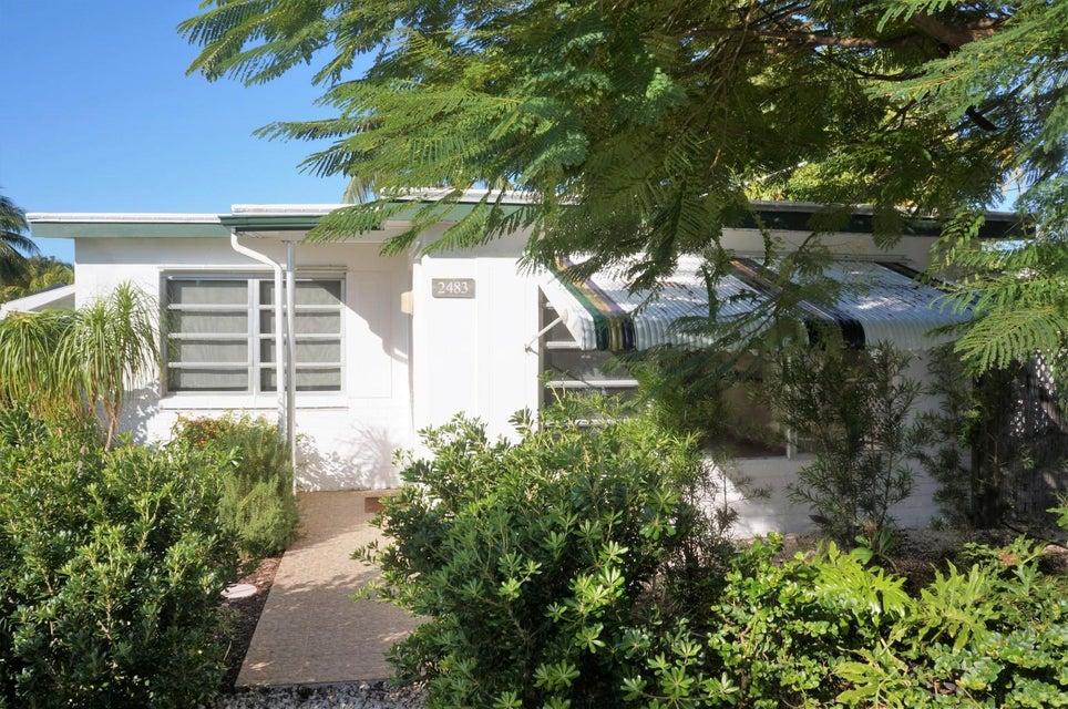 独户住宅 为 出租 在 2483 Yellowtail Drive 马拉松, 佛罗里达州 33050 美国