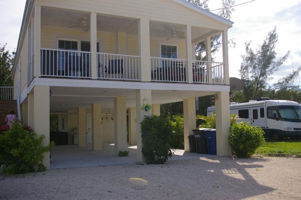 Частный односемейный дом для того Аренда на 550 Oldsmar Lane Key Largo, Флорида 33037 Соединенные Штаты