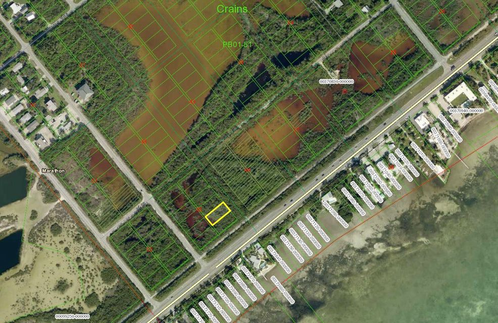 Additional photo for property listing at Vacant Conservation Lot Vacant Conservation Lot Marathon, Florida 33050 États-Unis