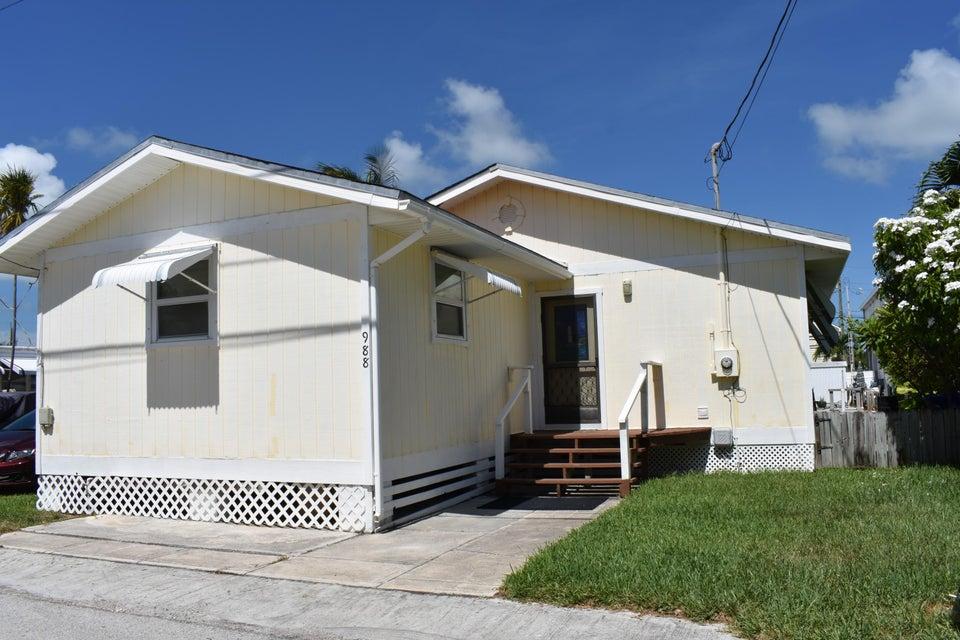 988 81St Street Ocean Street, Marathon, FL 33050