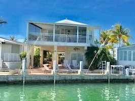 Einfamilienhaus für Verkauf beim 701 Spanish Main Drive 701 Spanish Main Drive Cudjoe Key, Florida 33042 Vereinigte Staaten