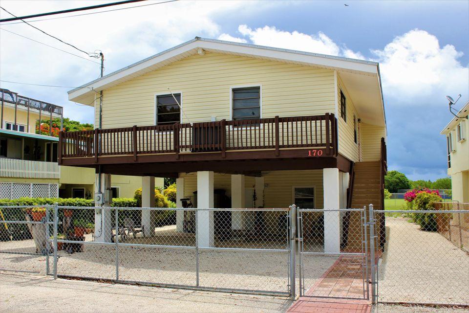 Villa per Vendita alle ore 170 Dove Creek Drive Tavernier, Florida 33070 Stati Uniti