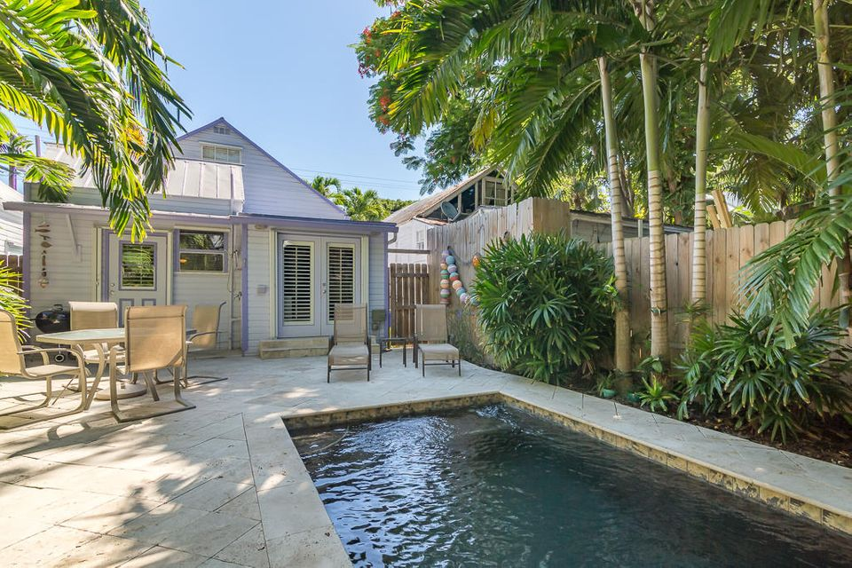 Single Family Home for Sale at 618 White Street 618 White Street Key West, Florida 33040 United States