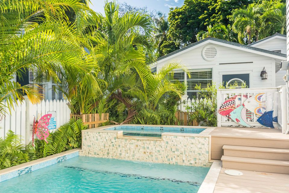 Single Family Home for Rent at 825 Southard Street 825 Southard Street Key West, Florida 33040 United States