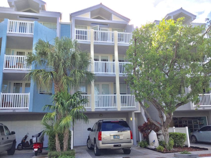 Townhouse for Sale at 44 South Seaside South Court Key West, Florida 33040 United States
