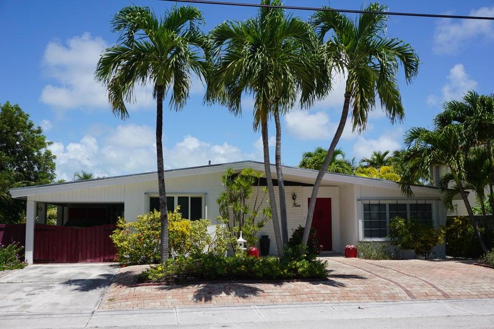 Enfamiljshus för Försäljning vid 4 Arbutus Drive Key Haven, Florida 33040 Usa