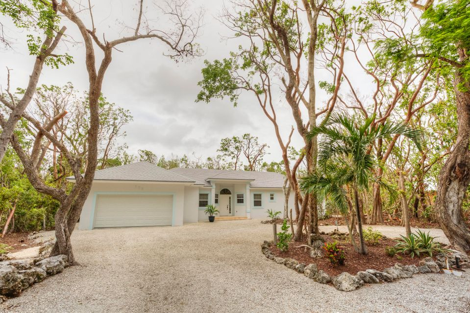 Single Family Home for Sale at 778 Dolphin Avenue 778 Dolphin Avenue Key Largo, Florida 33037 United States