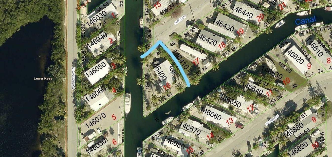 Additional photo for property listing at 103 Sirius Lane 103 Sirius Lane Geiger Key, Florida 33040 United States