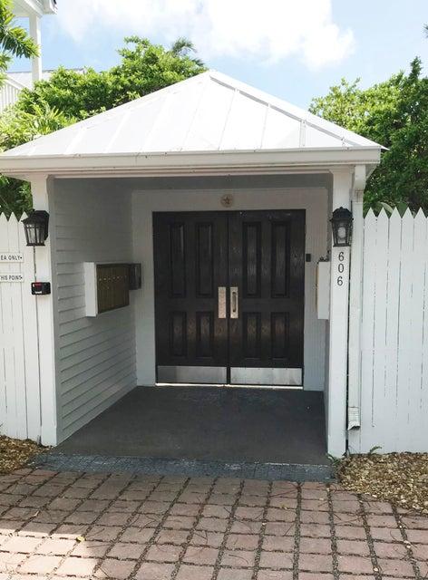Herenhuis voor Verkoop een t 606 Truman Avenue 606 Truman Avenue Key West, Florida 33040 Verenigde Staten