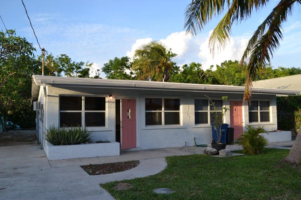 Nhà ở nhiều gia đình vì Bán tại 170-172 Casa Court Drive 170-172 Casa Court Drive Key Largo, Florida 33037 Hoa Kỳ