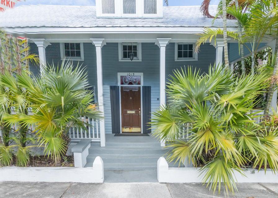 Moradia para Venda às 1015 Eaton Street 1015 Eaton Street Key West, Florida 33040 Estados Unidos