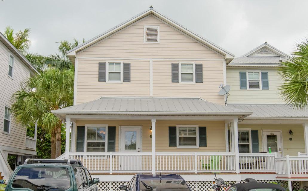 타운하우스 용 매매 에 25 Coral Way 25 Coral Way Stock Island, 플로리다 33040 미국
