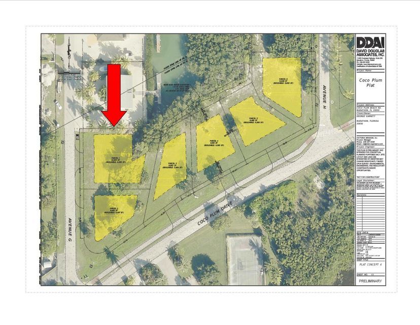 Additional photo for property listing at Parcel 1 Vacant Land Coco Plum Drive Parcel 1 Vacant Land Coco Plum Drive Marathon, Florida 33050 États-Unis