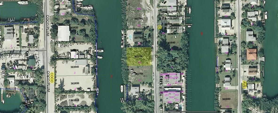 Additional photo for property listing at Lot 16 Avenue D Lot 16 Avenue D Marathon, Florida 33050 Amerika Birleşik Devletleri