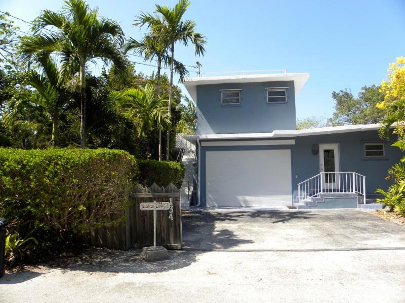 Single Family Home for Rent at 134 Rushton Lane 134 Rushton Lane Tavernier, Florida 33070 United States