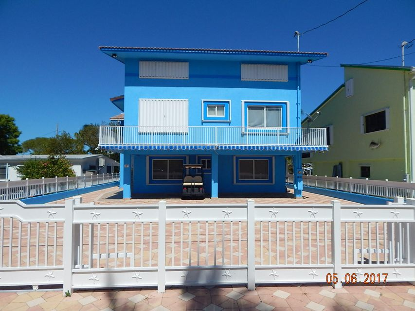 Casa Unifamiliar por un Venta en 109 Zane Grey Creek Drive 109 Zane Grey Creek Drive Long Key, Florida 33001 Estados Unidos