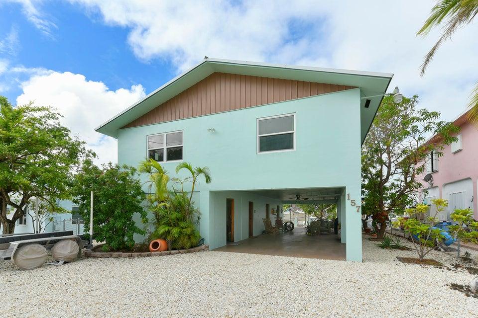 独户住宅 为 销售 在 157 Gardenia Street 157 Gardenia Street 塔威尼尔, 佛罗里达州 33070 美国