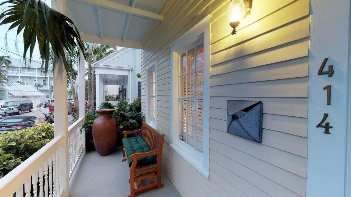 Additional photo for property listing at 414 William Street 414 William Street Key West, Florida 33040 États-Unis