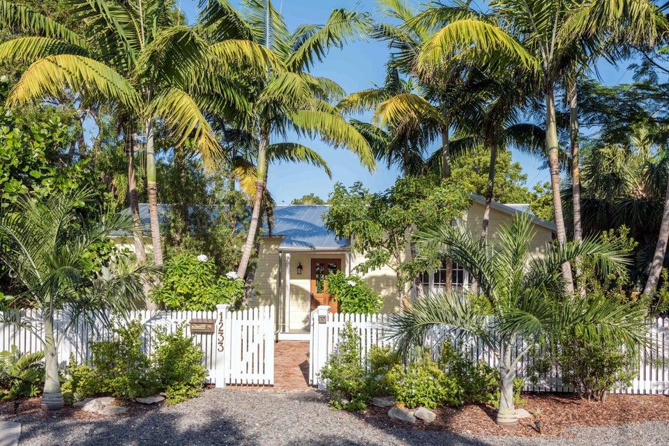 Moradia para Venda às 1233 South Street 1233 South Street Key West, Florida 33040 Estados Unidos