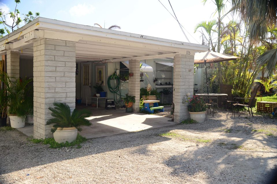 Eensgezinswoning voor Verkoop een t 115 Carroll Street 115 Carroll Street Islamorada, Florida 33036 Verenigde Staten