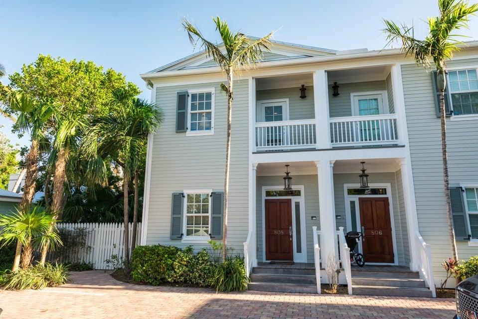 Radhus för Försäljning vid 808 Johnson Lane 808 Johnson Lane Key West, Florida 33040 Usa