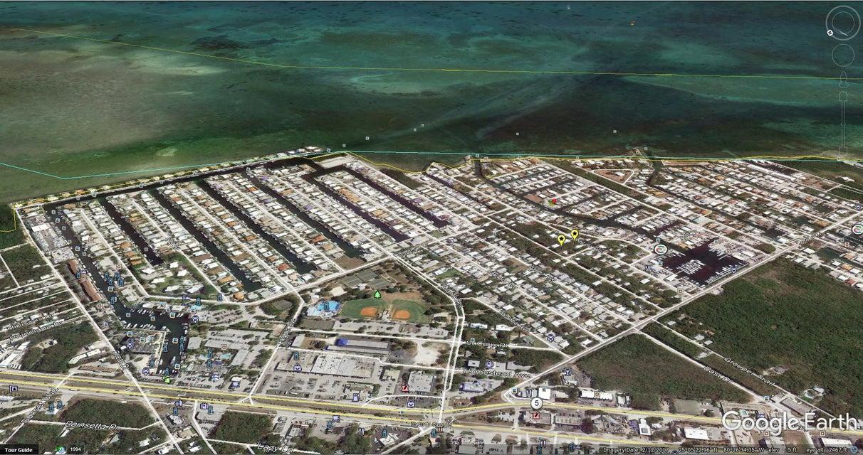 Arazi için Satış at 32 Seagate Boulevard 32 Seagate Boulevard Key Largo, Florida 33037 Amerika Birleşik Devletleri