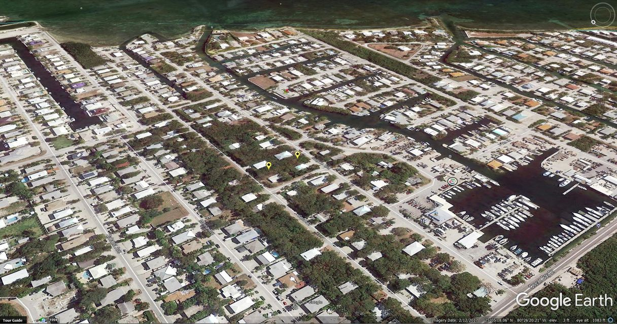 Arazi için Satış at 31 Coral Drive 31 Coral Drive Key Largo, Florida 33037 Amerika Birleşik Devletleri