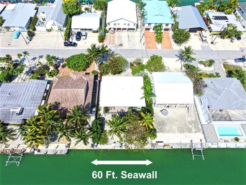Eensgezinswoning voor Verkoop een t 280 5th Street 280 5th Street Key Colony, Florida 33051 Verenigde Staten