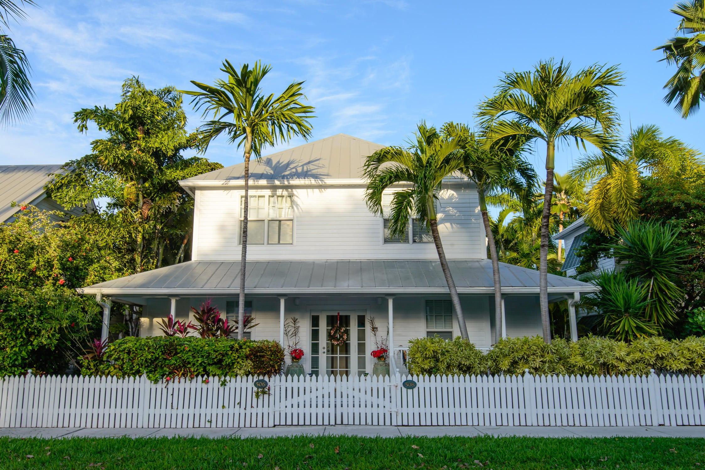 Moradia para Venda às 508 Emma Street 508 Emma Street Key West, Florida 33040 Estados Unidos
