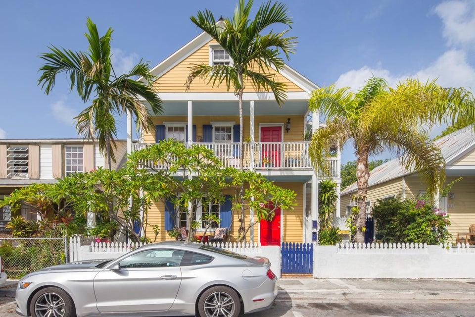 多戶家庭房屋 為 出售 在 902 Thomas Street 902 Thomas Street Key West, 佛羅里達州 33040 美國