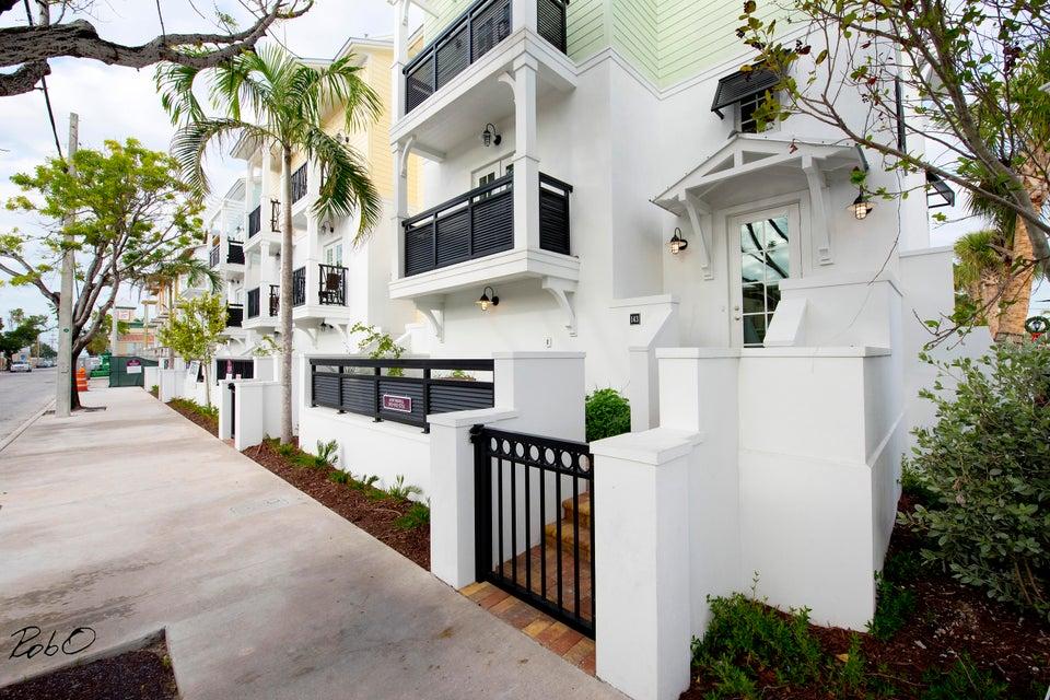 Townhouse for Sale at 143 Simonton Street 143 Simonton Street Key West, Florida 33040 United States