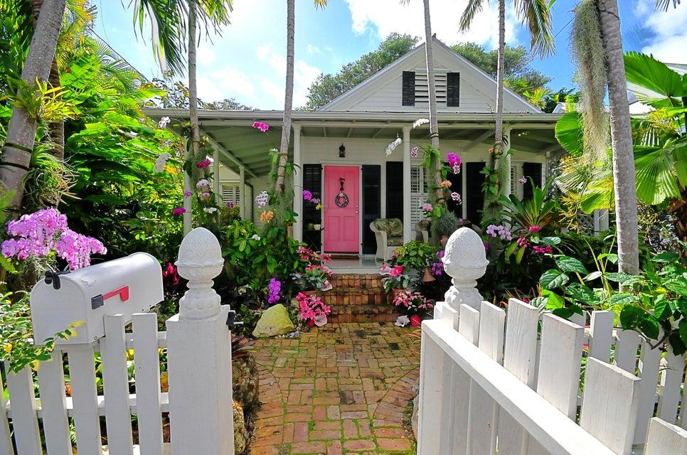 Casa Unifamiliar por un Venta en 526 Frances Street 526 Frances Street Key West, Florida 33040 Estados Unidos