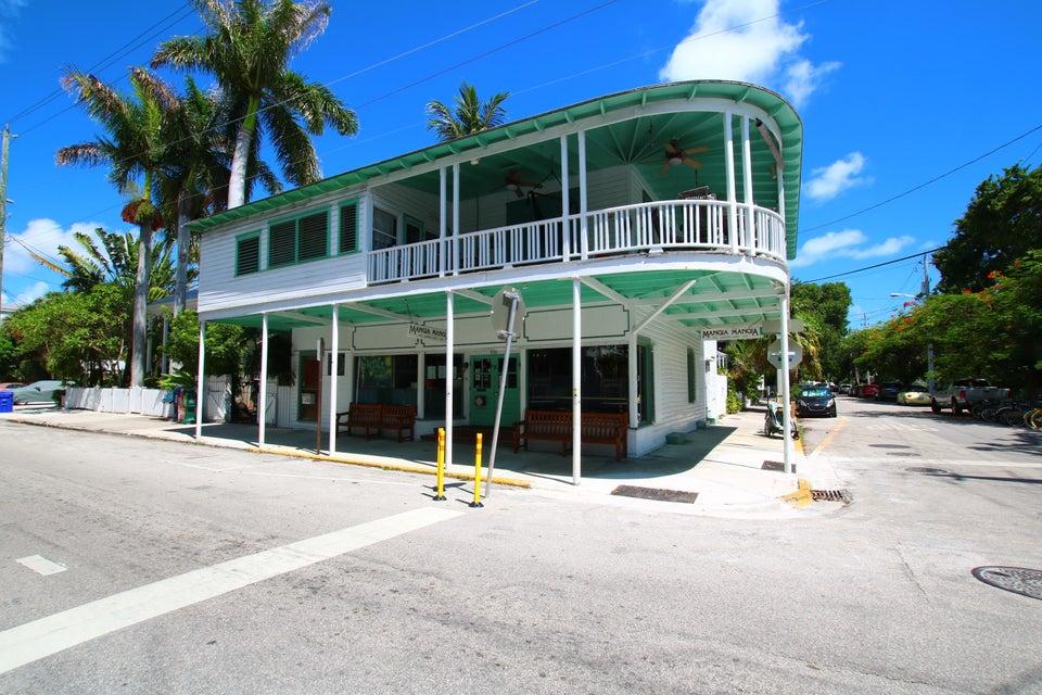 Huis voor meerdere gezinnen voor Verkoop een t 900 Southard Street 900 Southard Street Key West, Florida 33040 Verenigde Staten