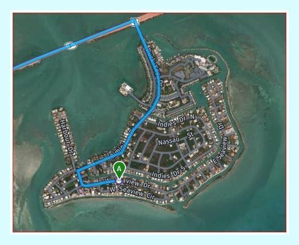 土地 のために 売買 アット Lot 18 W Seaview Drive Lot 18 W Seaview Drive Duck Key, フロリダ 33050 アメリカ合衆国