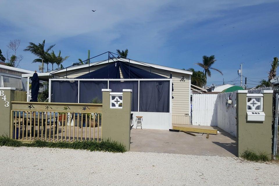 Eensgezinswoning voor Verkoop een t 43 B 9th Avenue 43 B 9th Avenue Stock Island, Florida 33040 Verenigde Staten