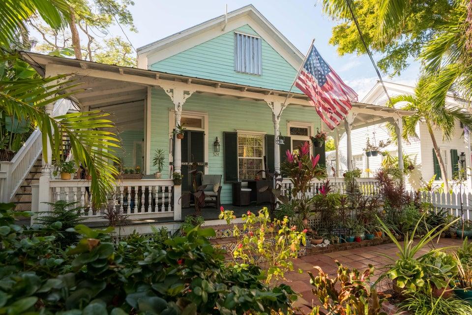 Eigentumswohnung für Verkauf beim 524 Margaret Street 524 Margaret Street Key West, Florida 33040 Vereinigte Staaten