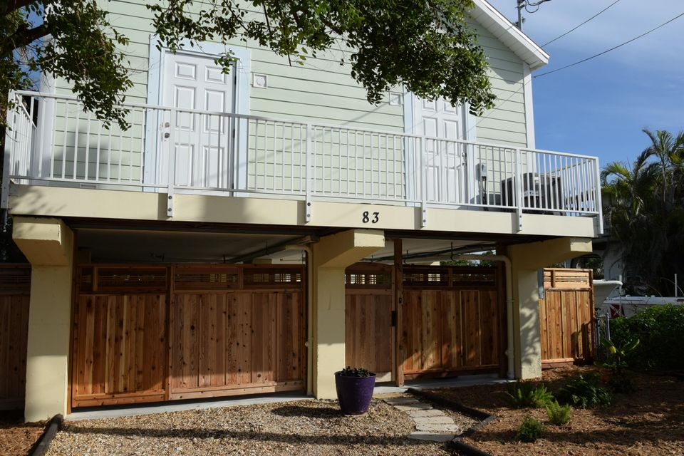 Einfamilienhaus für Verkauf beim 83 Palm Drive 83 Palm Drive Saddlebunch, Florida 33040 Vereinigte Staaten