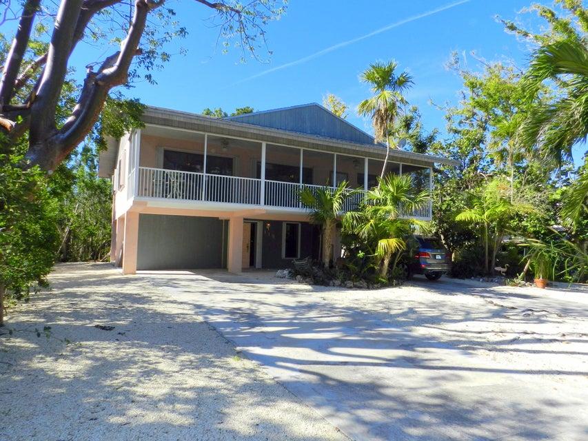 Casa para uma família para Venda às 118 South Drive 118 South Drive Islamorada, Florida 33036 Estados Unidos