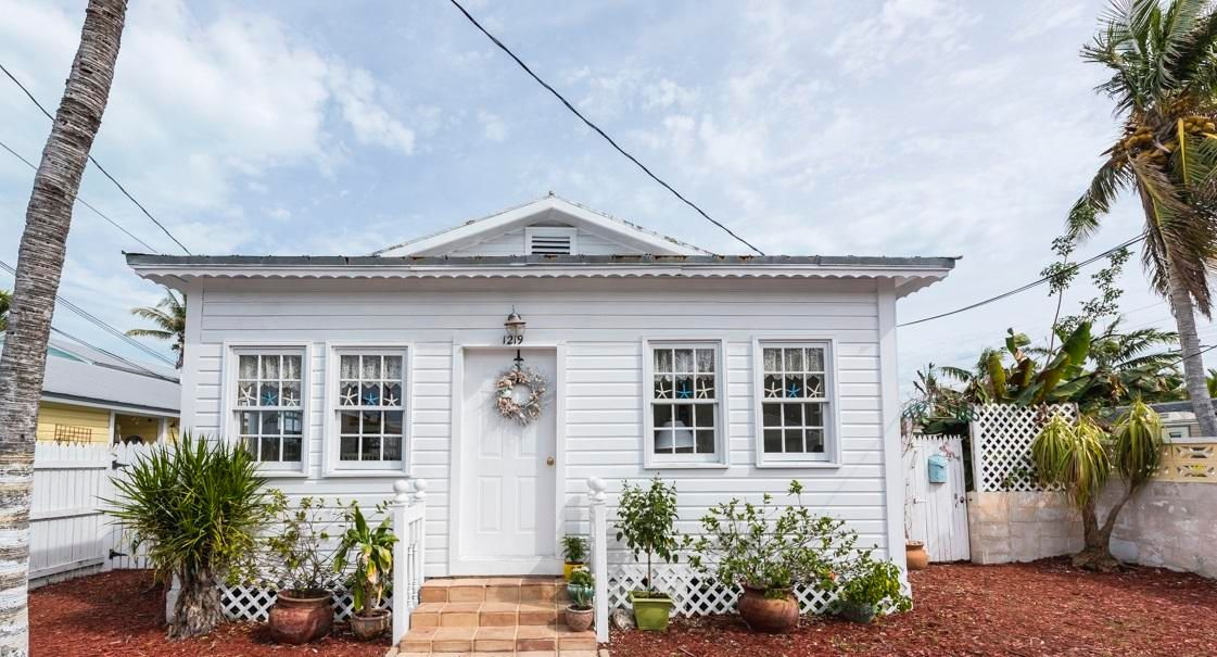 Casa Multifamiliar por un Venta en 1219 William Street 1219 William Street Key West, Florida 33040 Estados Unidos