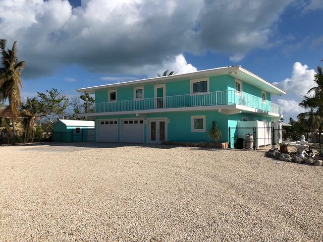 Casa Unifamiliar por un Venta en 1160 Bulevar De Palmas 1160 Bulevar De Palmas Marathon, Florida 33050 Estados Unidos