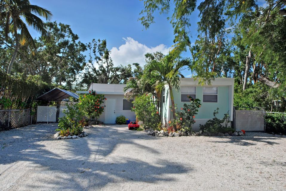 단독 가정 주택 용 매매 에 5 Cindy Place 5 Cindy Place Key Largo, 플로리다 33037 미국