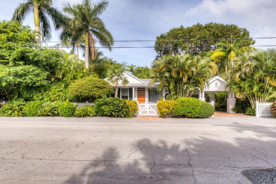 Moradia para Venda às 1231 South Street 1231 South Street Key West, Florida 33040 Estados Unidos