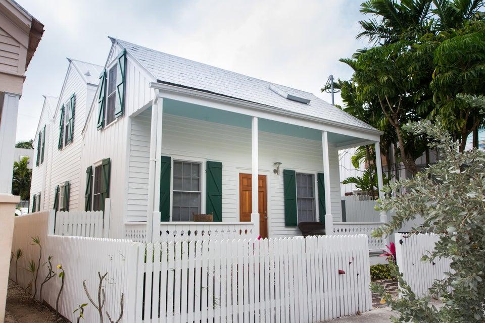 Huis voor meerdere gezinnen voor Verkoop een t 606 Grinnell Street 606 Grinnell Street Key West, Florida 33040 Verenigde Staten