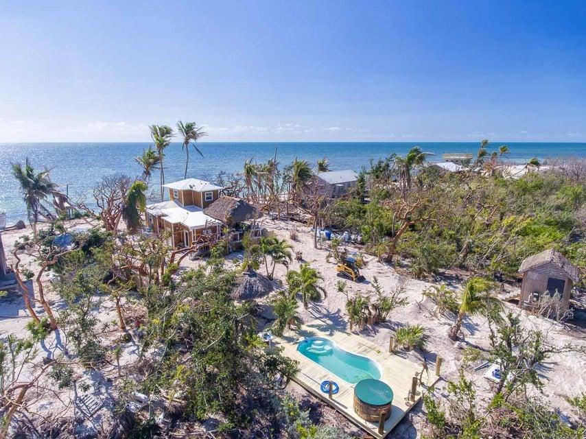 단독 가정 주택 용 매매 에 11 Cook Island 11 Cook Island Big Pine Key, 플로리다 33043 미국