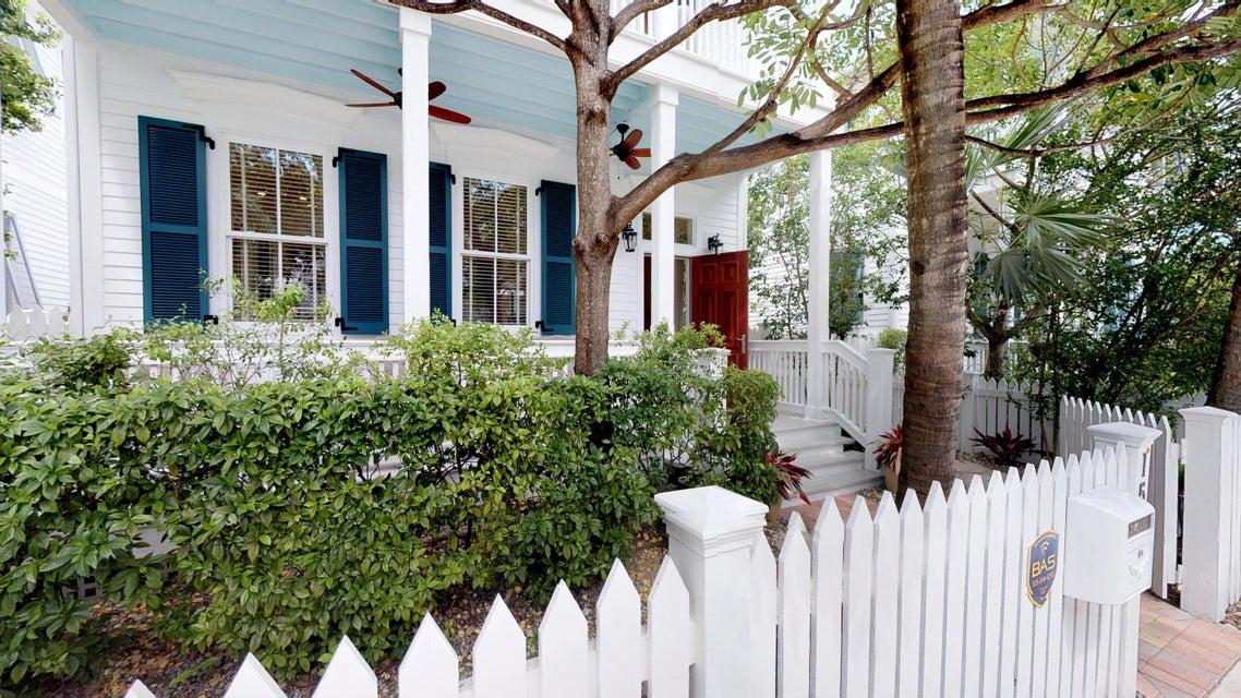 Copropriété pour l Vente à 1509 Pine Street 1509 Pine Street Key West, Florida 33040 États-Unis