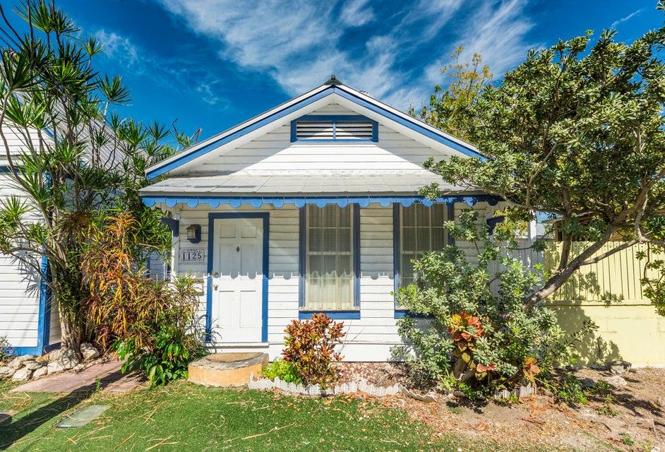 Многосемейный дом для того Продажа на 1125 Margaret Street 1125 Margaret Street Key West, Флорида 33040 Соединенные Штаты